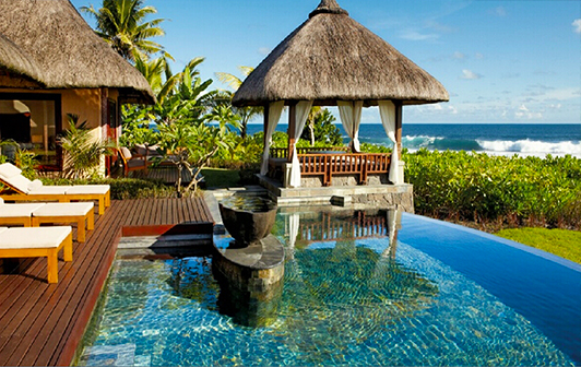 Luxury Holiday Villas Rentals. All Inclusive Holiday Packages Mauritius
